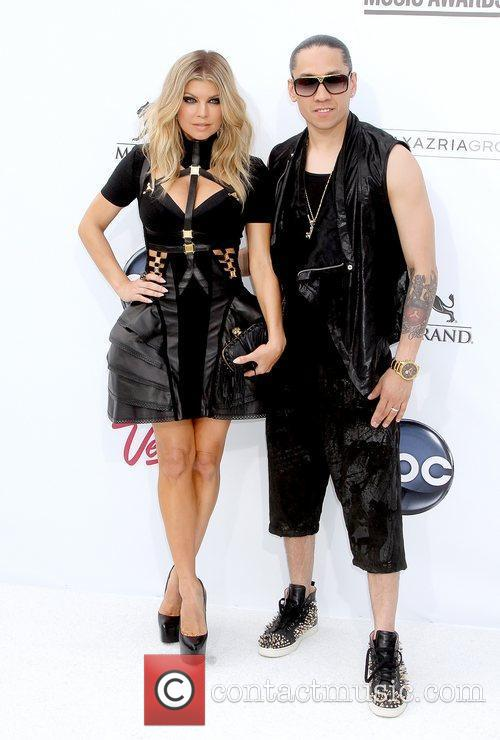 Fergie and Taboo 2011 Billboard Awards at the...
