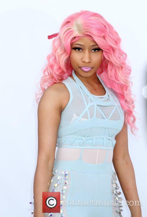Nicki Minaj 2011 Billboard Awards at the MGM...