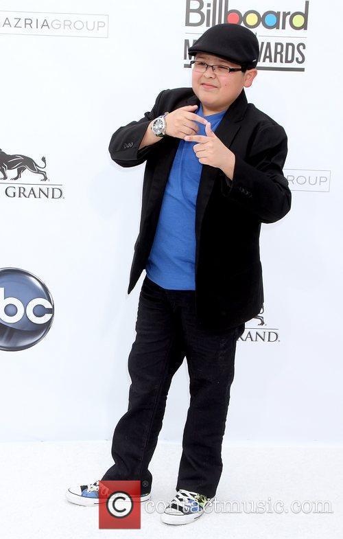 Rico Rodriguez 2011 Billboard Awards at the MGM...