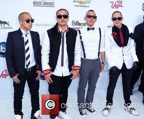 Far East Movement 2011 Billboard Music Awards at...