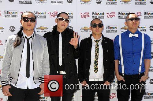 Far East Movement 2011 Billboard Music Awards nominees...