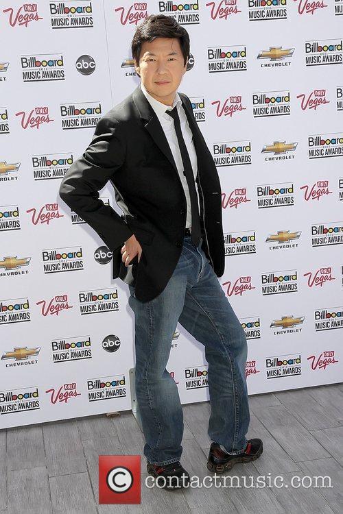 Ken Jeong 2011 Billboard Music Awards nominees press...
