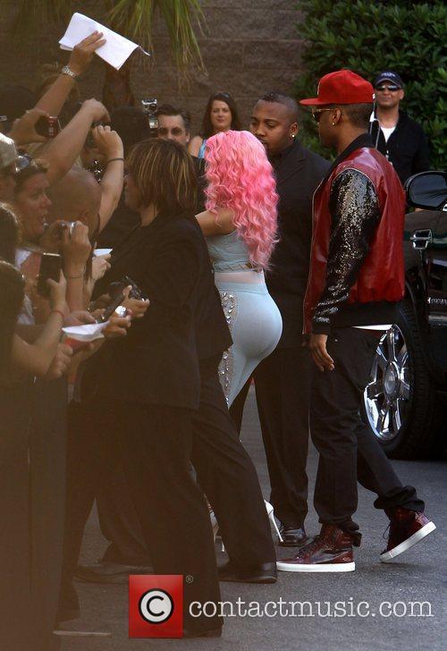 Nicki Minaj  2011 Billboard Music Awards at...