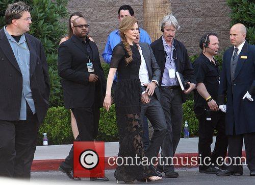 Nicole Kidman and Keith Urban 2011 Billboard Music...