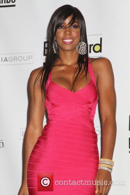 At the 2011 Billboard Music Awards at MGM...
