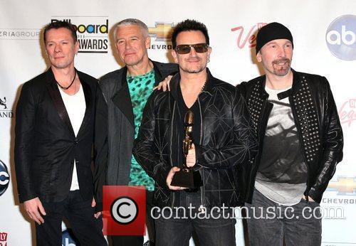 Adam Clayton, Bono, The Edge and U2 2