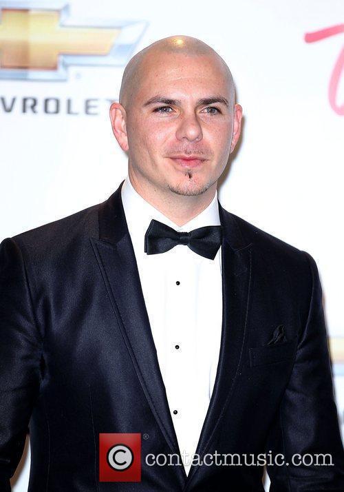 Pitbull The 2011 Billboard Music Awards at MGM...