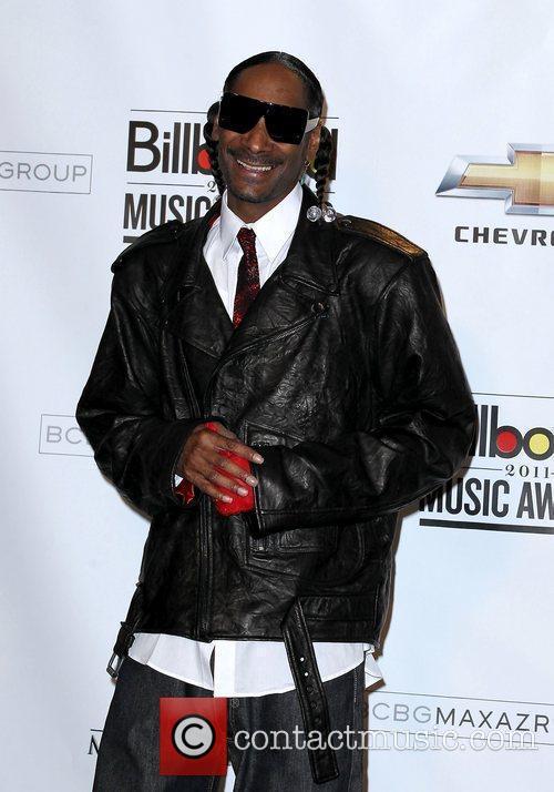 Snoop Dogg The 2011 Billboard Music Awards at...