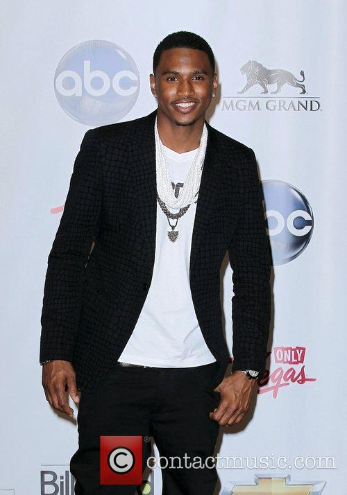 Trey Songz The 2011 Billboard Music Awards at...