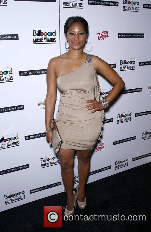 Dr. Yamma Brown 2011 Billboard Music Awards official...