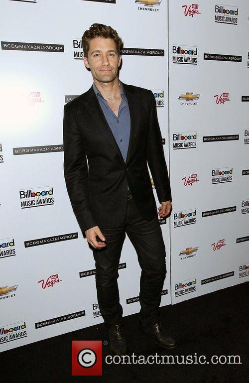 Matthew Morrison 2011 Billboard Music Awards official post-...