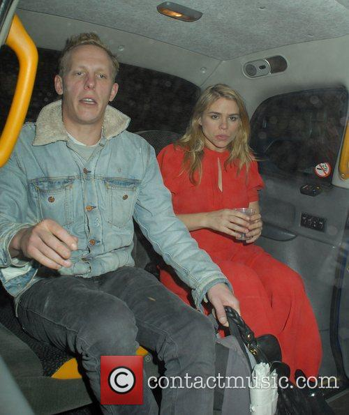 Laurence Fox and Billie Piper 1
