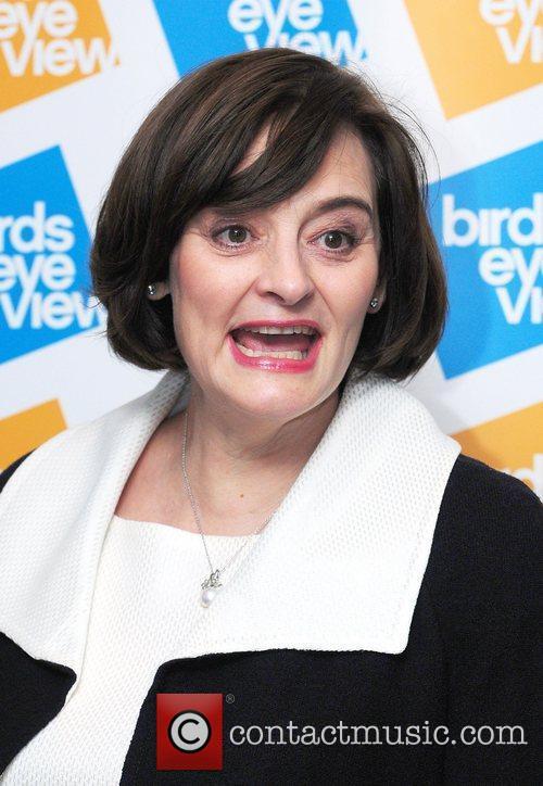 Cherie Blair Announcement party for the 2011 Birds...