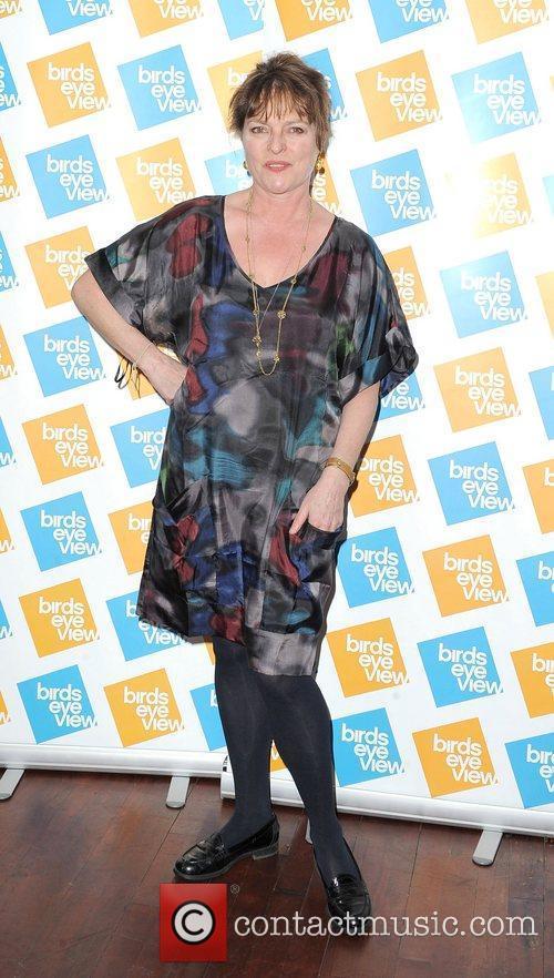 Janet Ellis Announcement party for the 2011 Birds...