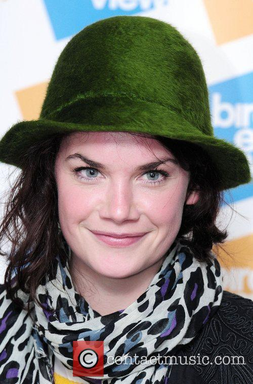 Ruth Wilson Announcement party for the 2011 Birds...
