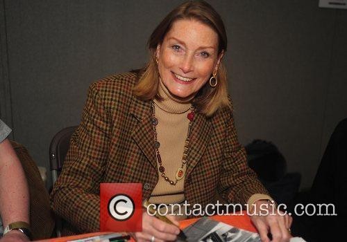 Celebrities Sign Autographs At The