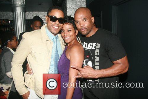 B.J. Coleman's 31st birthday party at The Marcel...