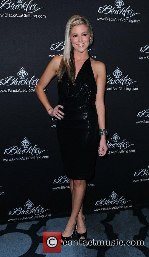 Natalie Getz Victory Junction Black Ace Celebrity Poker...