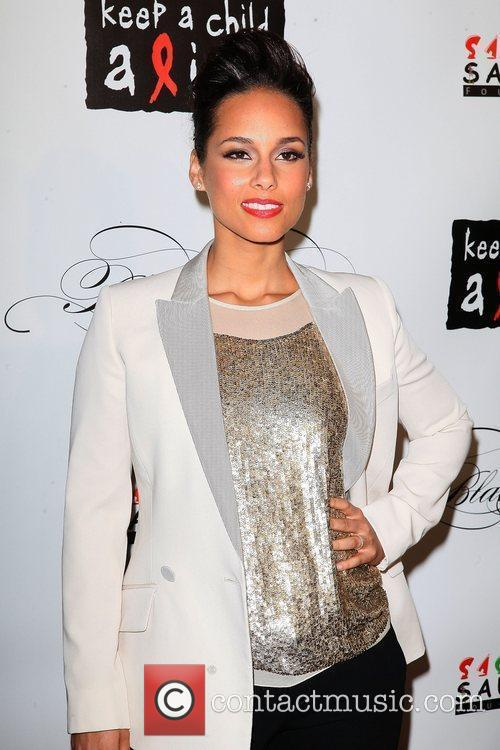 Alicia Keys 8th Annual Keep A Child Alive...