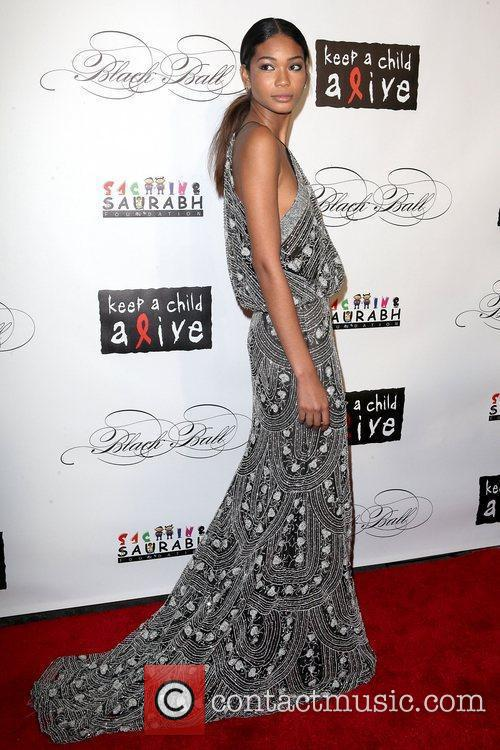 Chanel Iman 8th Annual Keep A Child Alive...
