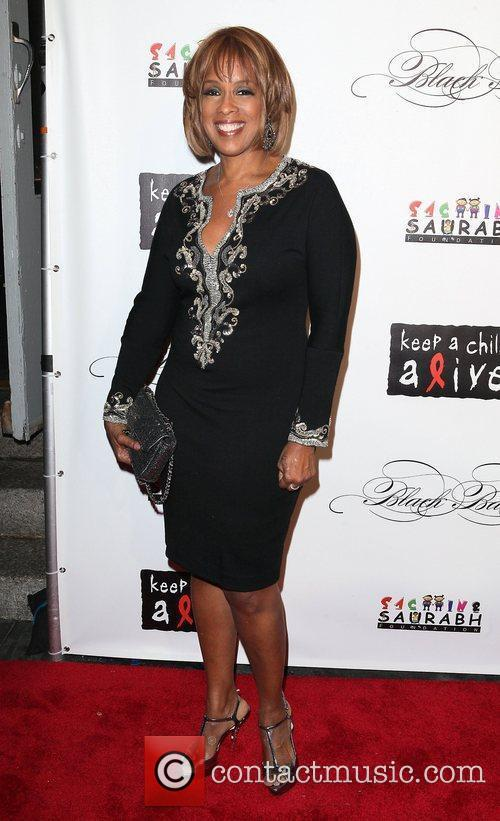 Gayle King 8th Annual Keep A Child Alive...