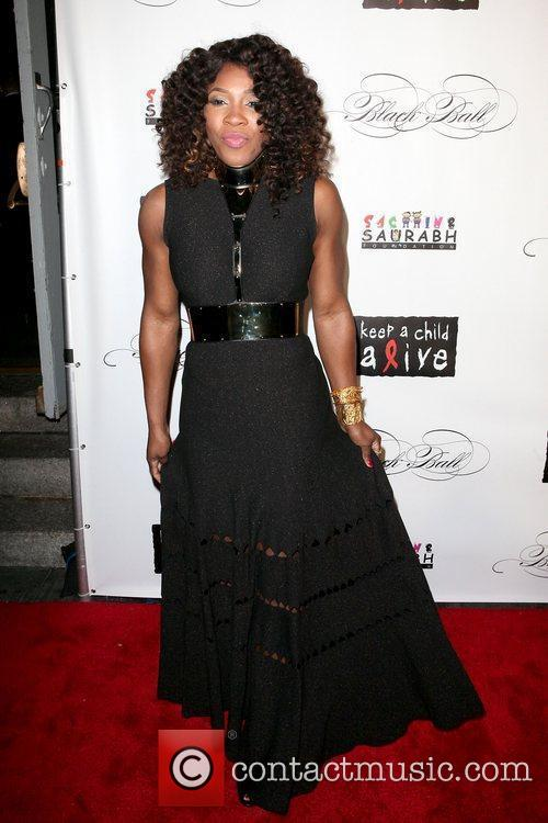 Serena Williams 8th Annual Keep A Child Alive...