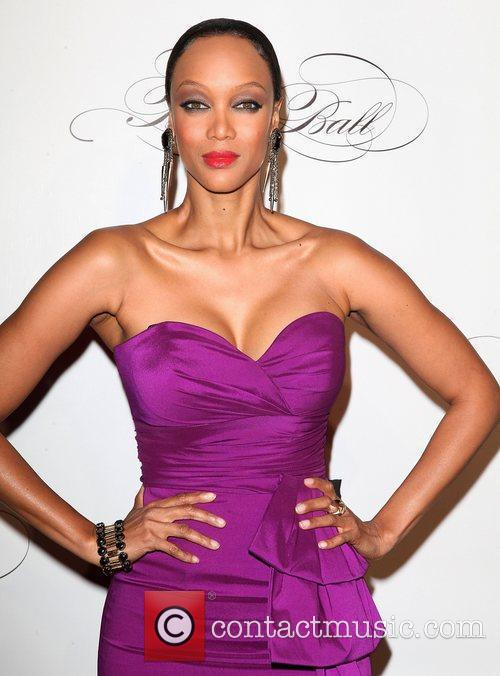 Tyra Banks 8th Annual Keep A Child Alive...