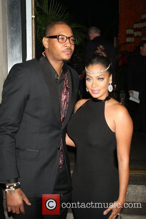 Camelo Anthony and Lala Vasquez 8th Annual Keep...