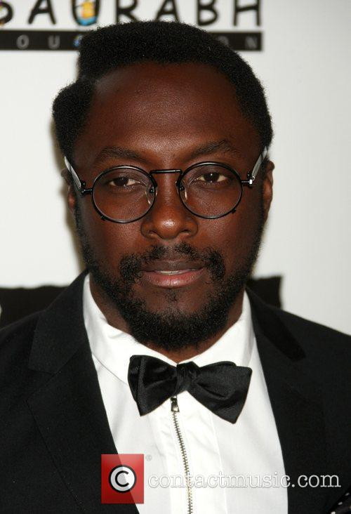 will.i.am 8th Annual Keep A Child Alive Black...
