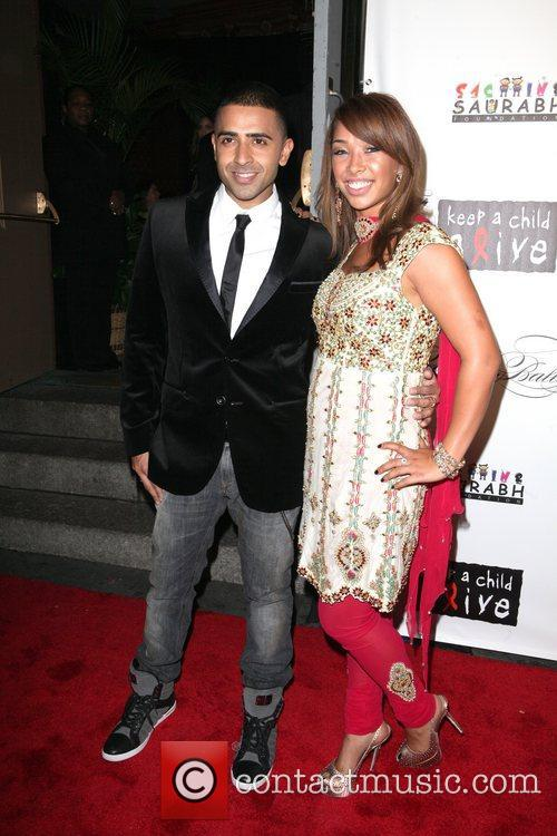 Jay Sean and Alesha Dixon 5