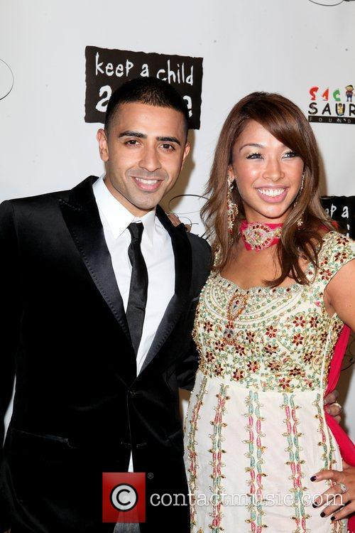 Jay Sean and Alesha Dixon 1
