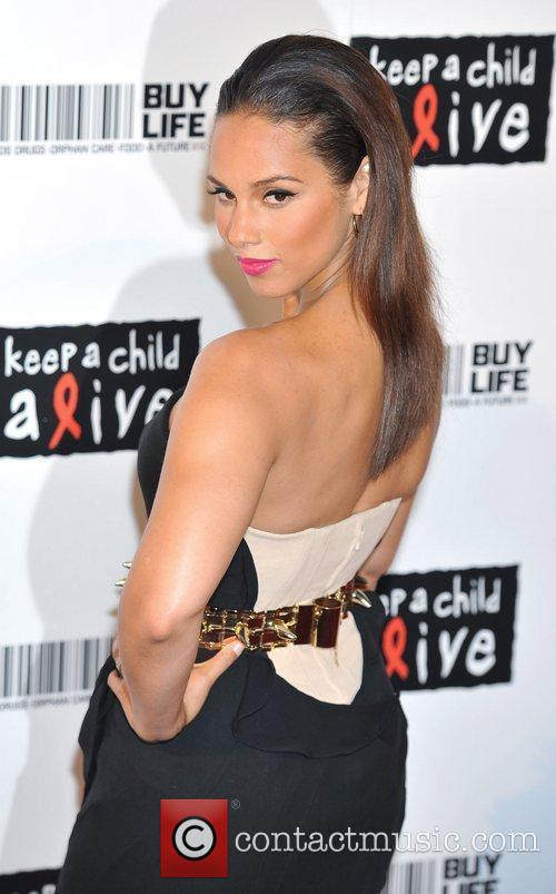Alicia Keys Keep A Child Alive - Black...