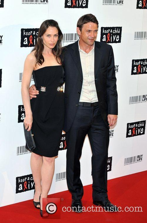 Claire Forlani and Dougray Scott Keep A Child...
