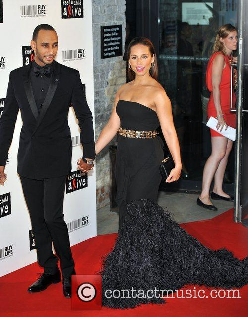 Swizz Beatz and Alicia Keys 4