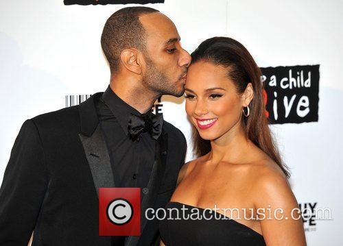 Swizz Beatz and Alicia Keys 2