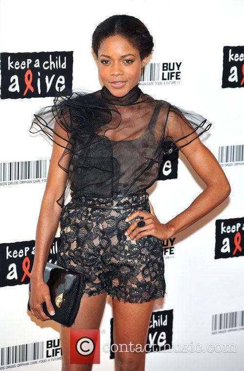 Naomie Harris Keep A Child Alive - Black...
