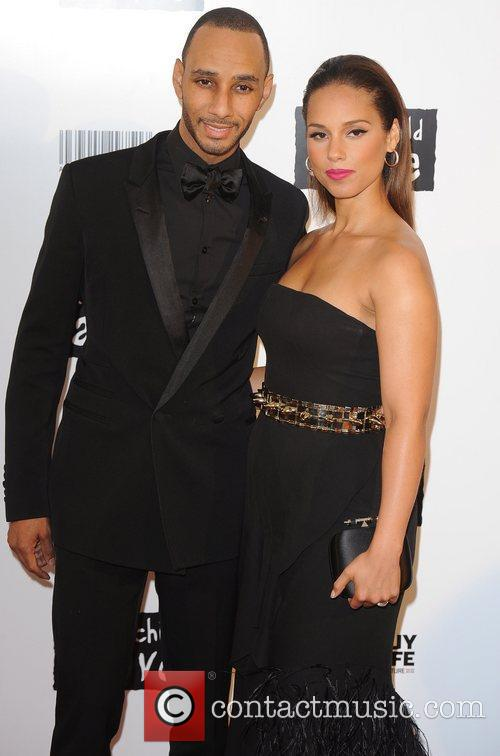 Swizz Beatz and Alicia Keys 7