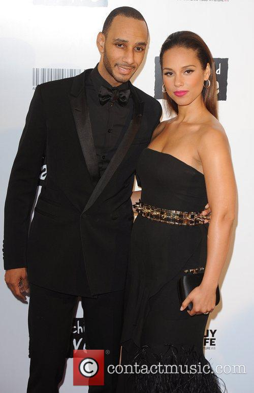 Swizz Beatz and Alicia Keys 6
