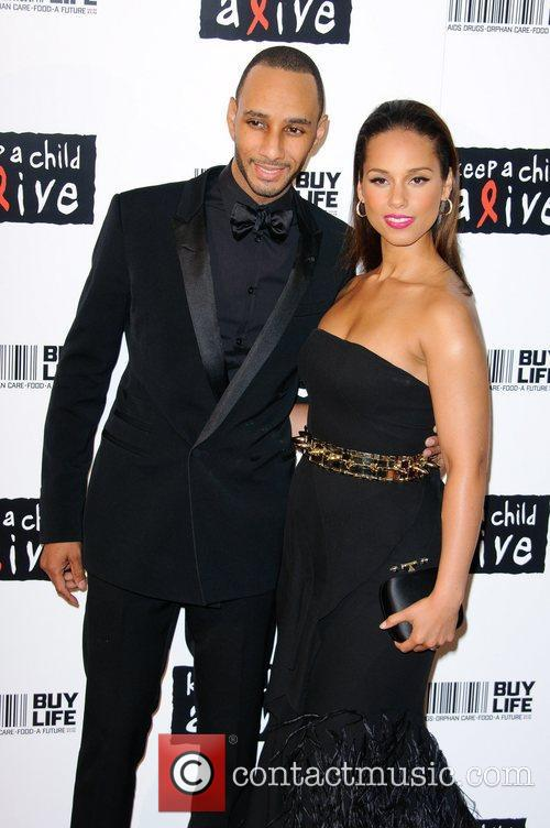 Swizz Beatz and Alicia Keys 8
