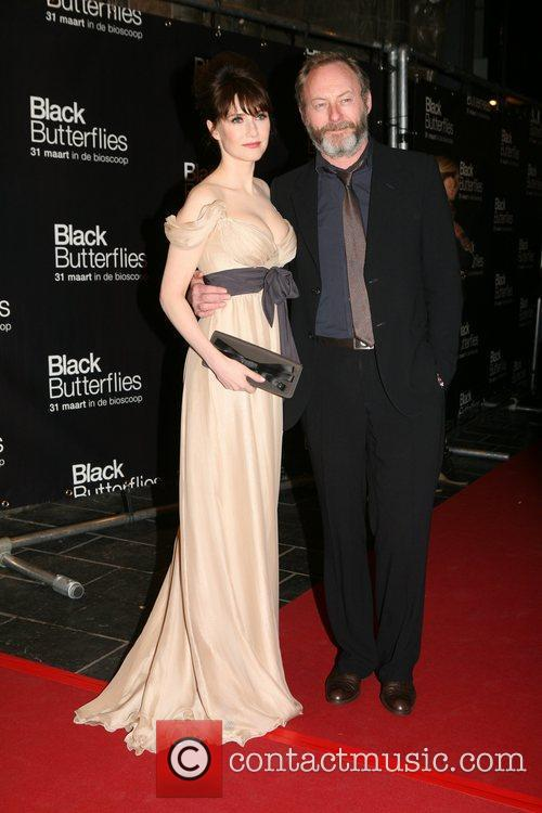 Carice Van Houten and Liam Cunningham 5