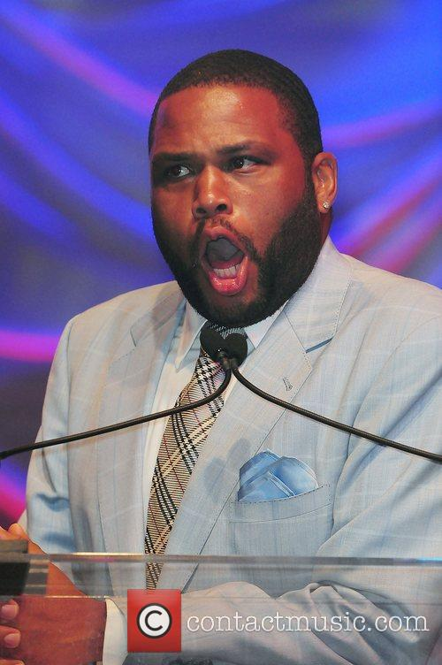 Actor/Comedian Anthony Anderson  Marriott Hotel and Resort's...