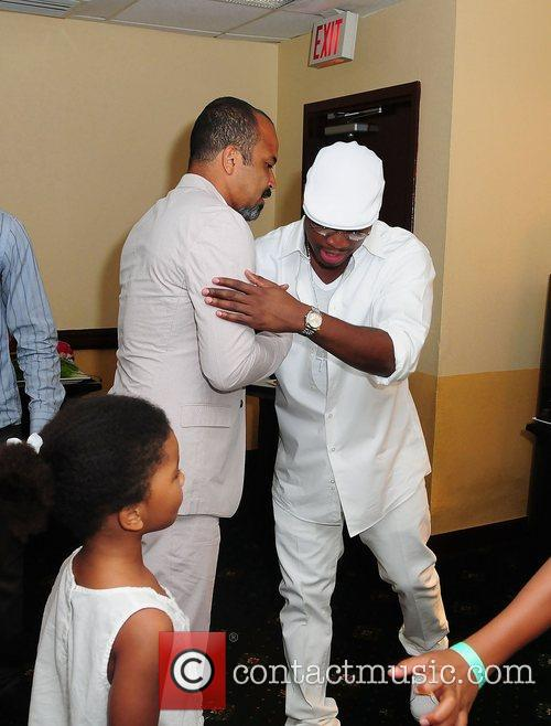 Jeffrey Wright and Ne-yo 3