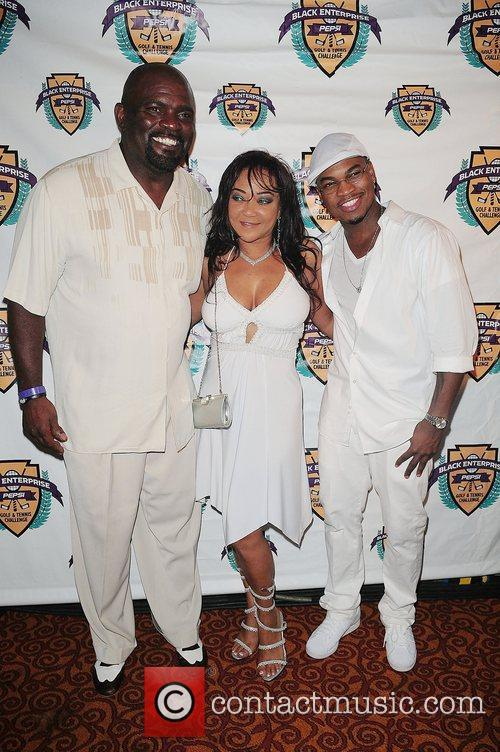 Lawrence Taylor and Ne-yo