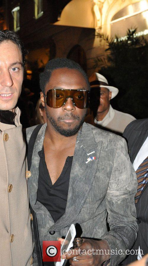 will.I.am  The Black Eyed Peas meet and...