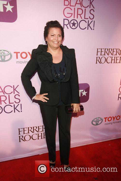 BET CEO Debra Lee Black Girls Rock! 2011...