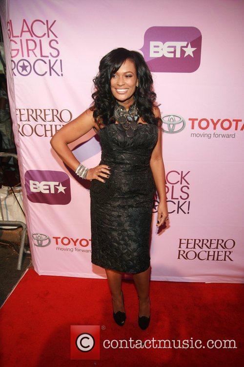 DJ Beverly Bond Black Girls Rock! 2011 at...