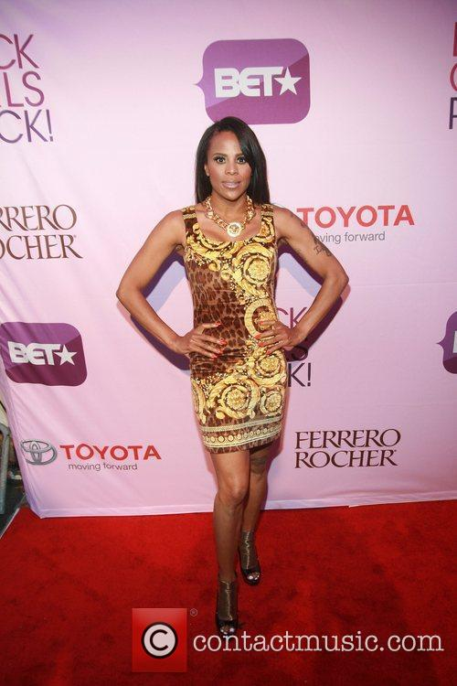 Laurieanne Gibson Black Girls Rock! 2011 at the...
