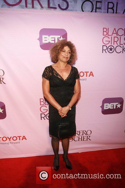 Angela Davis Black Girls Rock! 2011 at the...