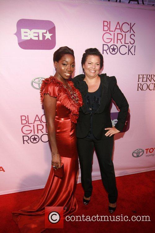 Estelle, BET CEO Debra Lee Black Girls Rock!...