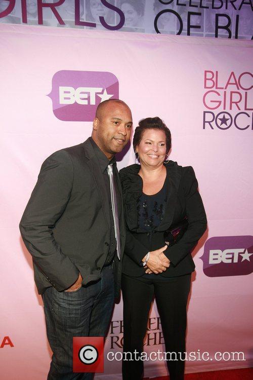 Londell McMillan, BET CEO Debra Lee Black Girls...